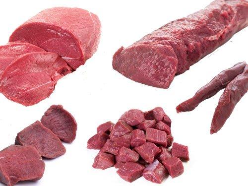 Bio-Hirschfleischpaket vom Damwild Cuts