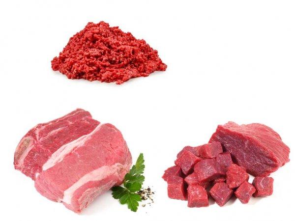 Bio-Rindfleisch Hofladen Paket