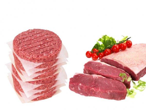 Weidefleisch Grillpaket